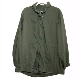 Old Navy Olive Green Field Utility Jacket Size XXL